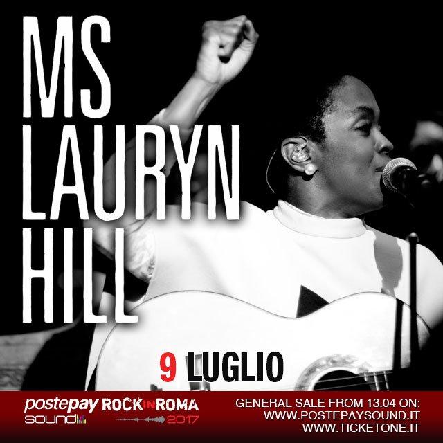 lauryn hill rock in roma