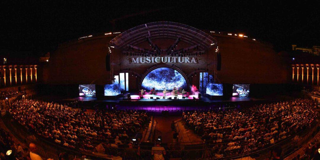 MUSICULTURA 2021: su oltre 1000 iscritti ecco i 63 artisti in gara   A marzo le audizioni live a Macerata