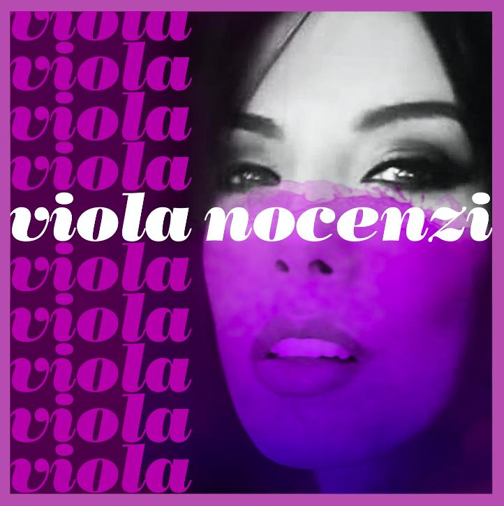 """Esce oggi 12 febbraio   VIOLA   Secondo singolo della compositrice e cantante tratto dal disco omonimo """"Viola Nocenzi"""", tra le migliori novità italiane 2020"""