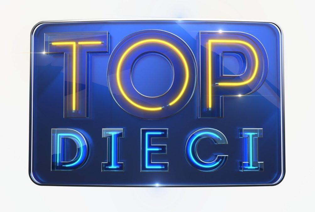"""DA VENERDÌ 23 APRILE SU RAI1 """"TOP DIECI"""""""