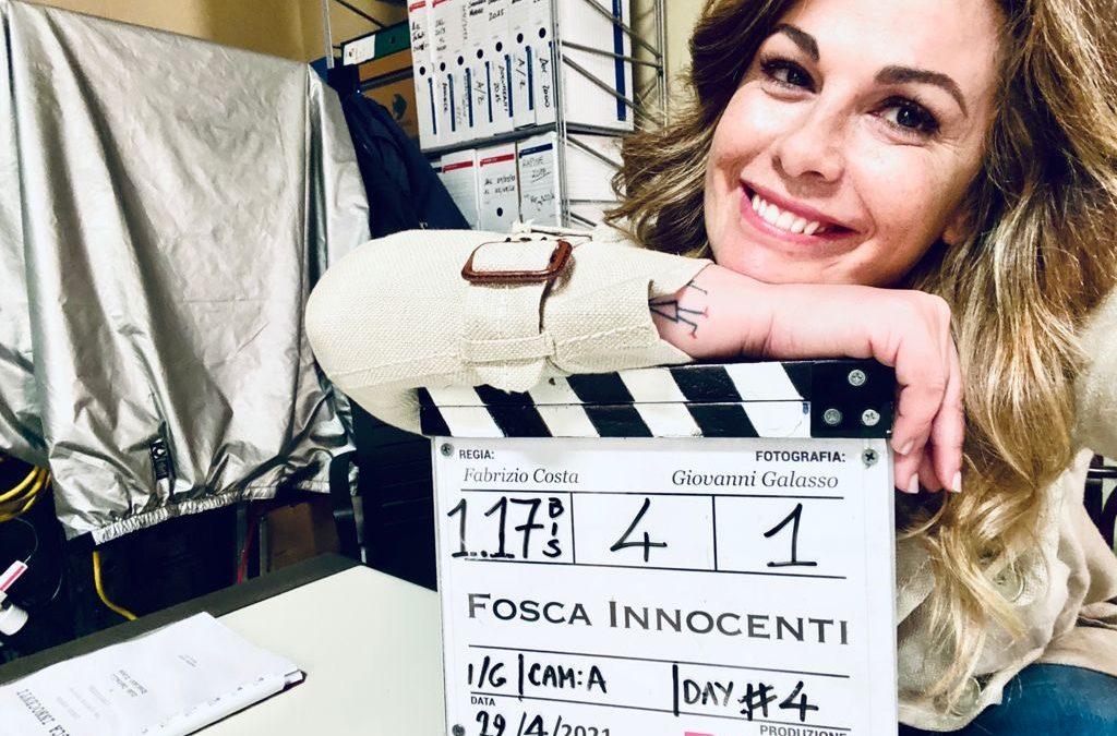 """""""FOSCA INNOCENTI""""   AL VIA LE RIPRESE DELLA NUOVA SERIE TV PRODOTTA DA BANIJAY STUDIOS ITALY PER MEDIASET"""