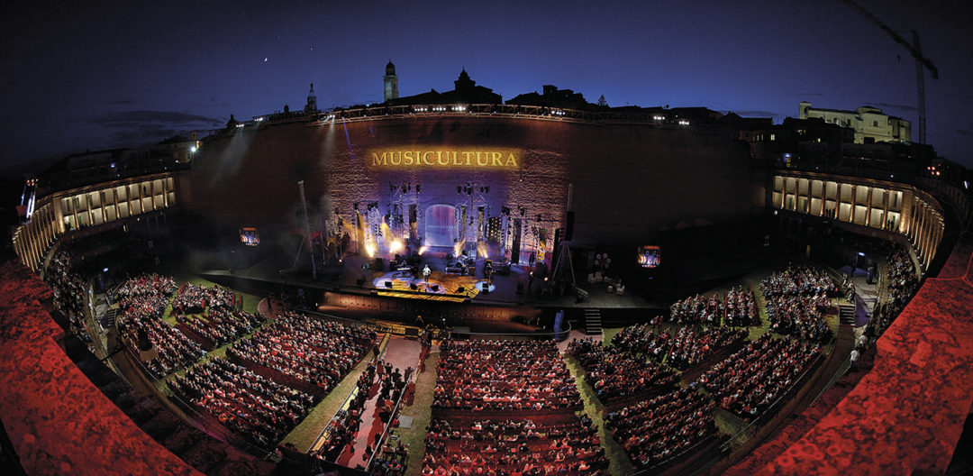 MUSICULTURA 2021     SERATE FINALI DI MUSICULTURA, 18 E 19 GIUGNO: È SOLD OUT